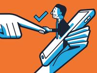 A.I. Customer Service - blog illustration