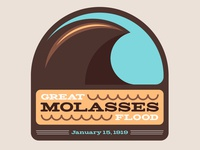 Great Molasses Flood 100th Anniversary