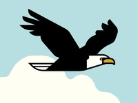 Dribbble eagleg