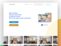An apartment website for the modern age
