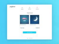 Paylance App UI
