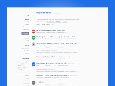 DN Redesign