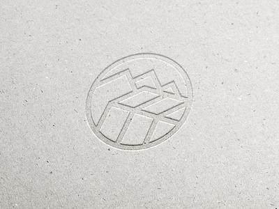 Casa das Santiagas rentals rental flat logo design branding