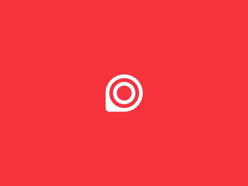 Hey Blab app voice brand ux ui logo branding