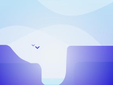 Fjord graphic design