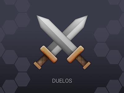 Challenge Trivia Icon app sword android ios icon trivia challenge