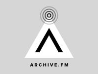 Archive.fm Logo