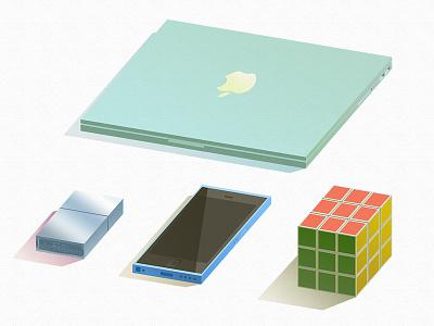 Fetishism 1 zippo 5c iphone cube rubiks pro book mac