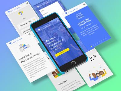 IPULLRANK Mobile Website Design website design mobile