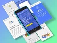 IPULLRANK Mobile Website Design