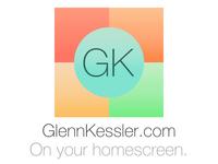 New GlennKessler.com Favorites Icon