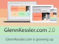 GlennKessler.com 2.0 is here