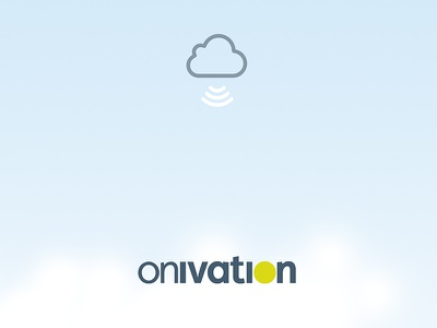 Cover onivation flyer