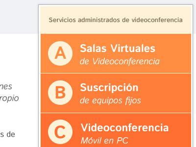 Seeyouon Website website menu navigation