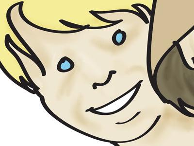 Kinder illustration