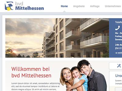 Bvd Mittelhessen website