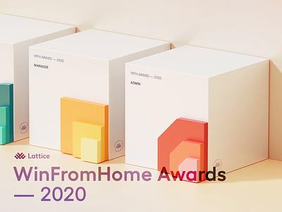 🏆 WinFromHome Awards 👏 thats enough i guess hm virtual epd lattice ha no more idea of tag illustraion light 3d art award 3d