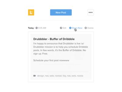 Drubbbler UI