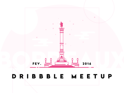Bordeaux Dribbble Meetup