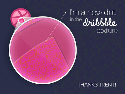 Thanks @mctrent!! thanks gracias texture dot trent debut