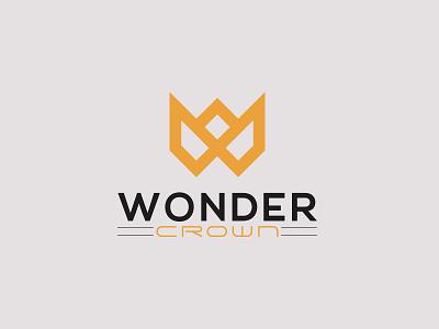 W initial, Letter Crown logo design logo vector branding icon design graphic design logo design modern minimalist crown logo w letter logo