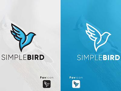 Line Art Bird logo design and visual Identity logo vector branding icon design graphic design logo design modern minimalist bird design bird logo line art bird line art logo