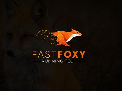Geometric & Polygon Fox Logo unique professional logo vector branding icon design graphic design logo design modern minimalist conceptual corporate identity brand identity fox design fox logo geometric fox polygon fox