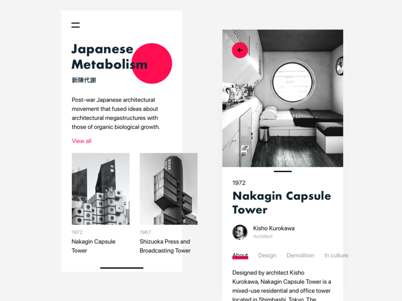 Japanese Metabolism