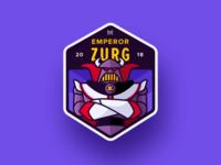 Emperor Zurg Badge