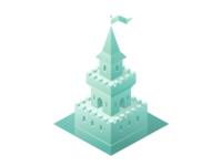 Castle 2.5D