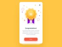 Reward Page