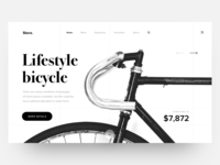 Lifestyle bicycle