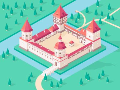 Lubcha Castle