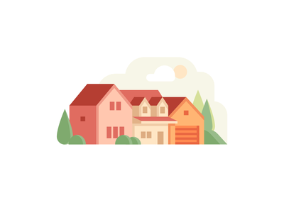 Welcome Home smarthome house home design ux illustration ui sketch mobileapp iosapp ios mobile iphone app