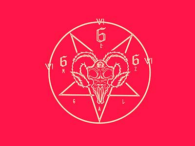 Tequila Branding branding liquor label design tequila 666 satanic