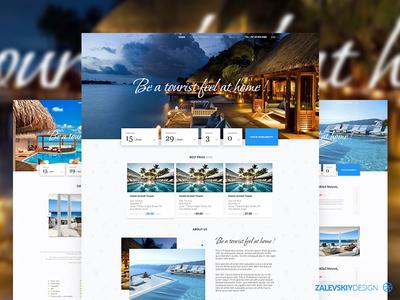 Tel Aviv Hotel Reservation Website aviv tel zalevskiy design web hotel website dribbble diamond