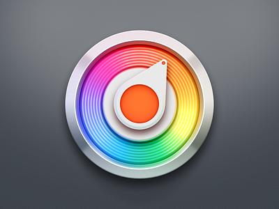 Color Picker color picker icon sanityd