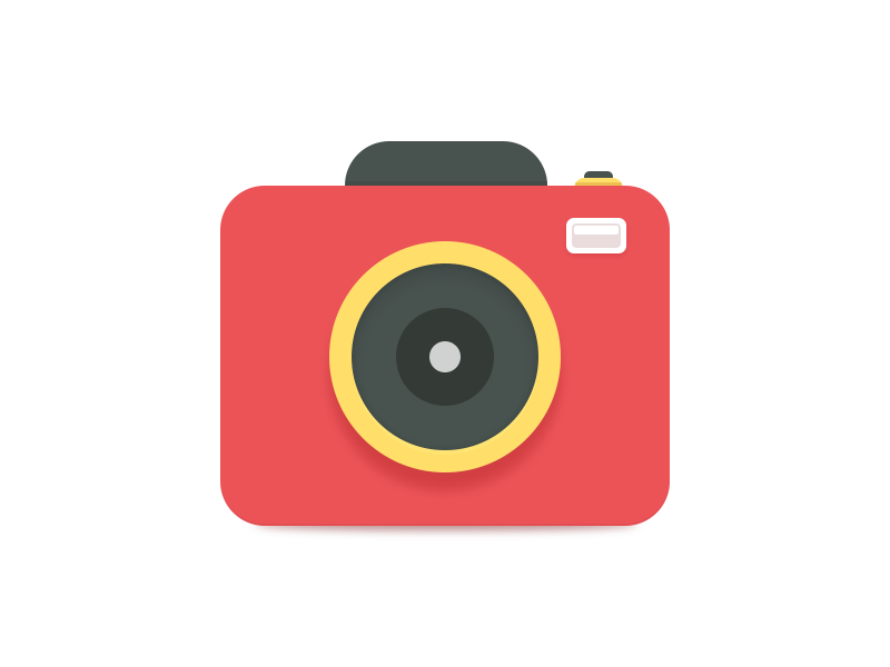 Camera Icon By SanityD On Dribbble