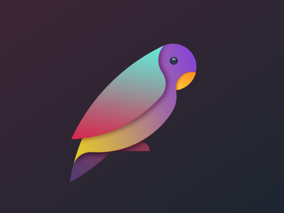 Bird 002 china sanityd explorer bird colored