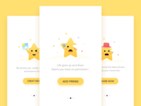 Empty Cutii Star Pages