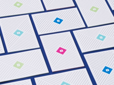Birchbox holiday gift card set print design gift card birchbox packaging pattern design branding