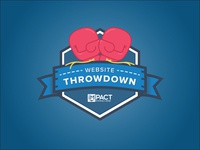 Website Throwdown Logo