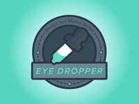 Merit Badge for Eye Dropper Masters