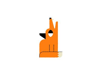 Fox fox animal illustrator illustration