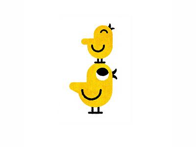 Chicks bird farm animal chicks chicken illustrator illustration
