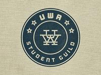 Uwa Student Guild Logo Option #1