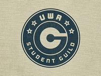 Uwa Student Guild Logo Option #2