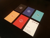 JoyLabs Business Cards