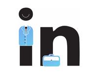 Linkedin icon hover-state