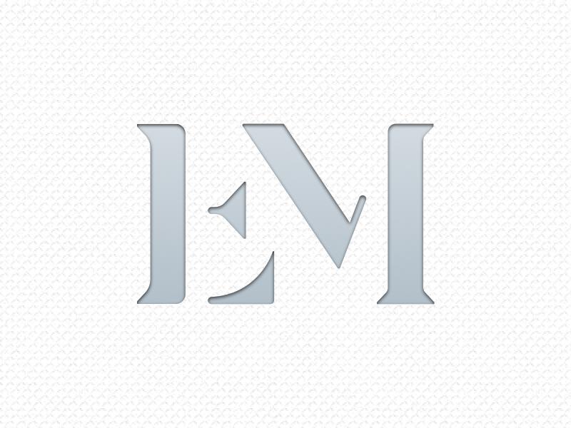 Remote Design Jobs >> EM Logo by Emily Macon | Dribbble | Dribbble